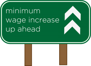New Year and New Minimum Wage Increases – Is Your State on the List?