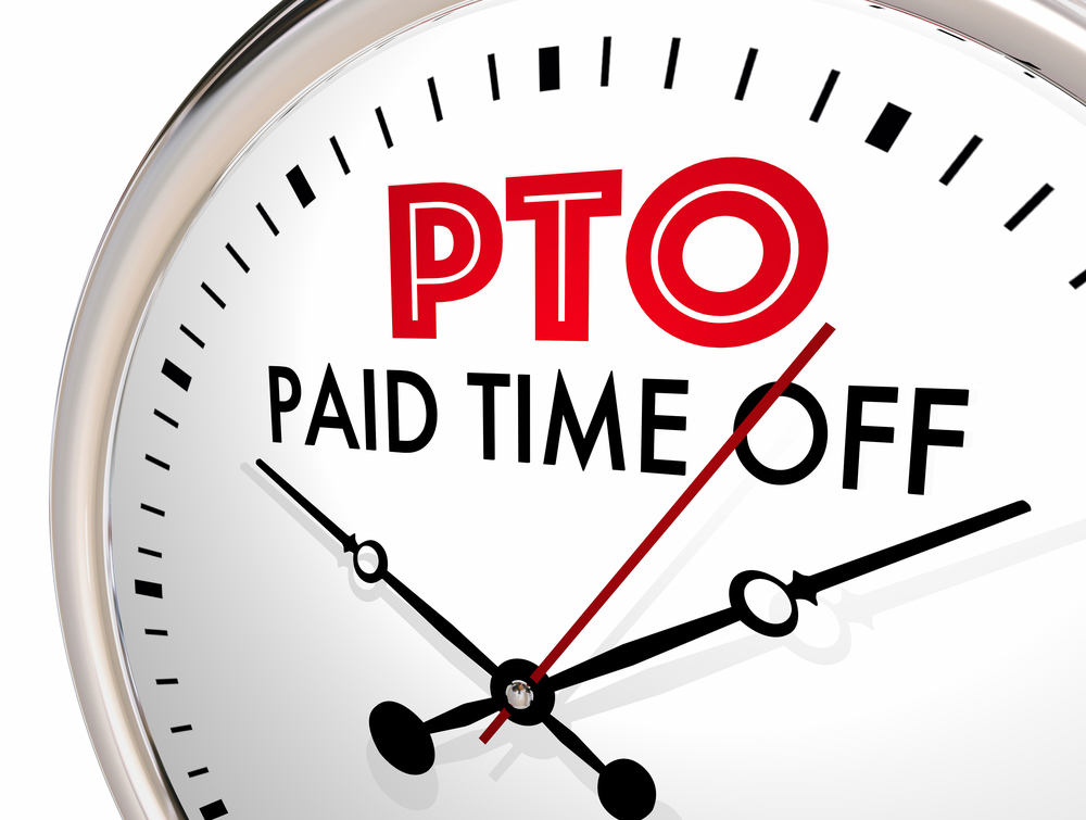 Can we require an employee to use paid time off (PTO) if he or she hasn't requested it?