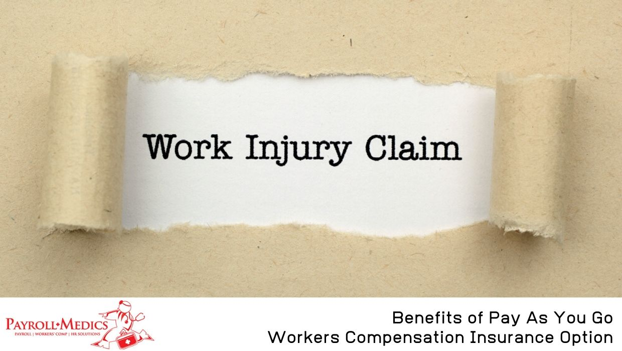 Benefits of Pay as You Go Workers Compensation Insurance Option