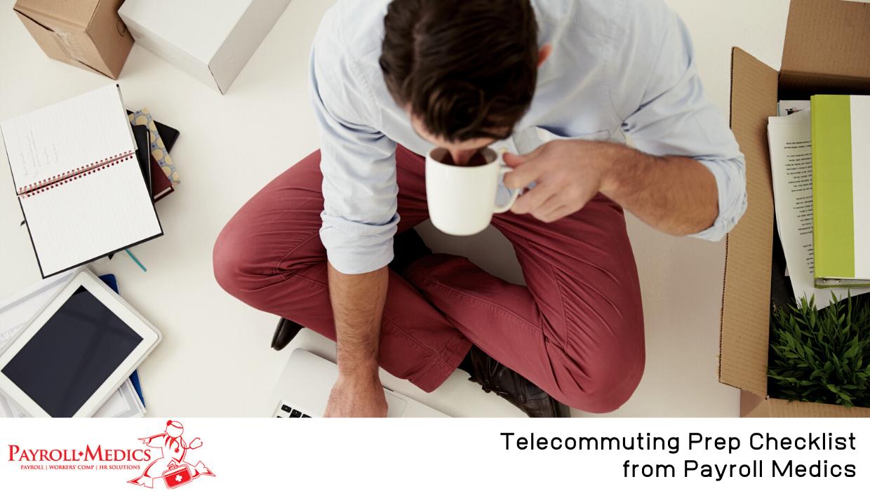 Telecommuting Prep Checklist